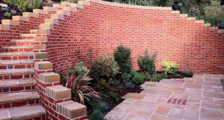 Brickwork In Kent Garden Walls Kent Brick Walls Kent