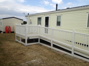 Caravan Decking Allhallows, Kent
