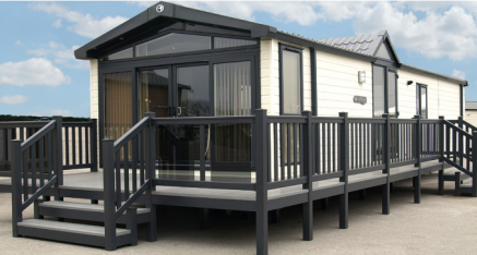 Caravan And Mobile Holiday Home Fencing and Fence Board Kent