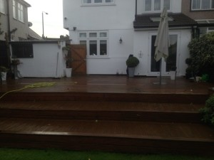 Decking Bexley