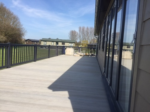 Luxury Professional Veranda Decking Kent
