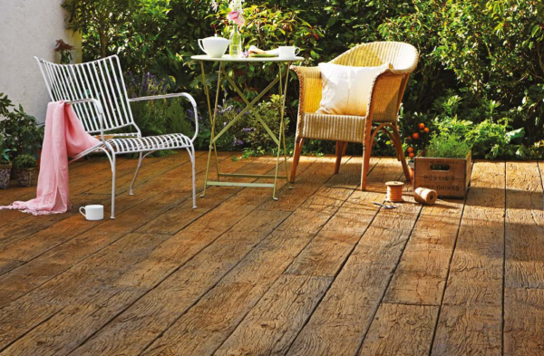 Millboard Decking Style Options