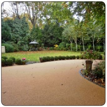 Resin Bonded Driveways, Patios, Pathways Kent And South East